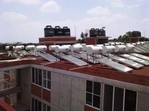 Calentadores solares Axol 1