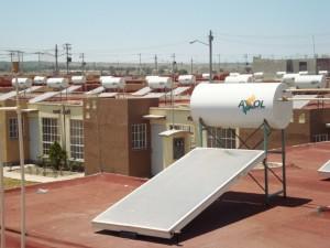 Calentador solar Axol 2